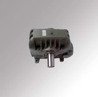 Standard Helical Gearbox with Top Bottom, Adaptable Worm Reduction